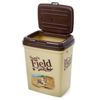 Sams Field – plastový barel na granule (Sam's Field)