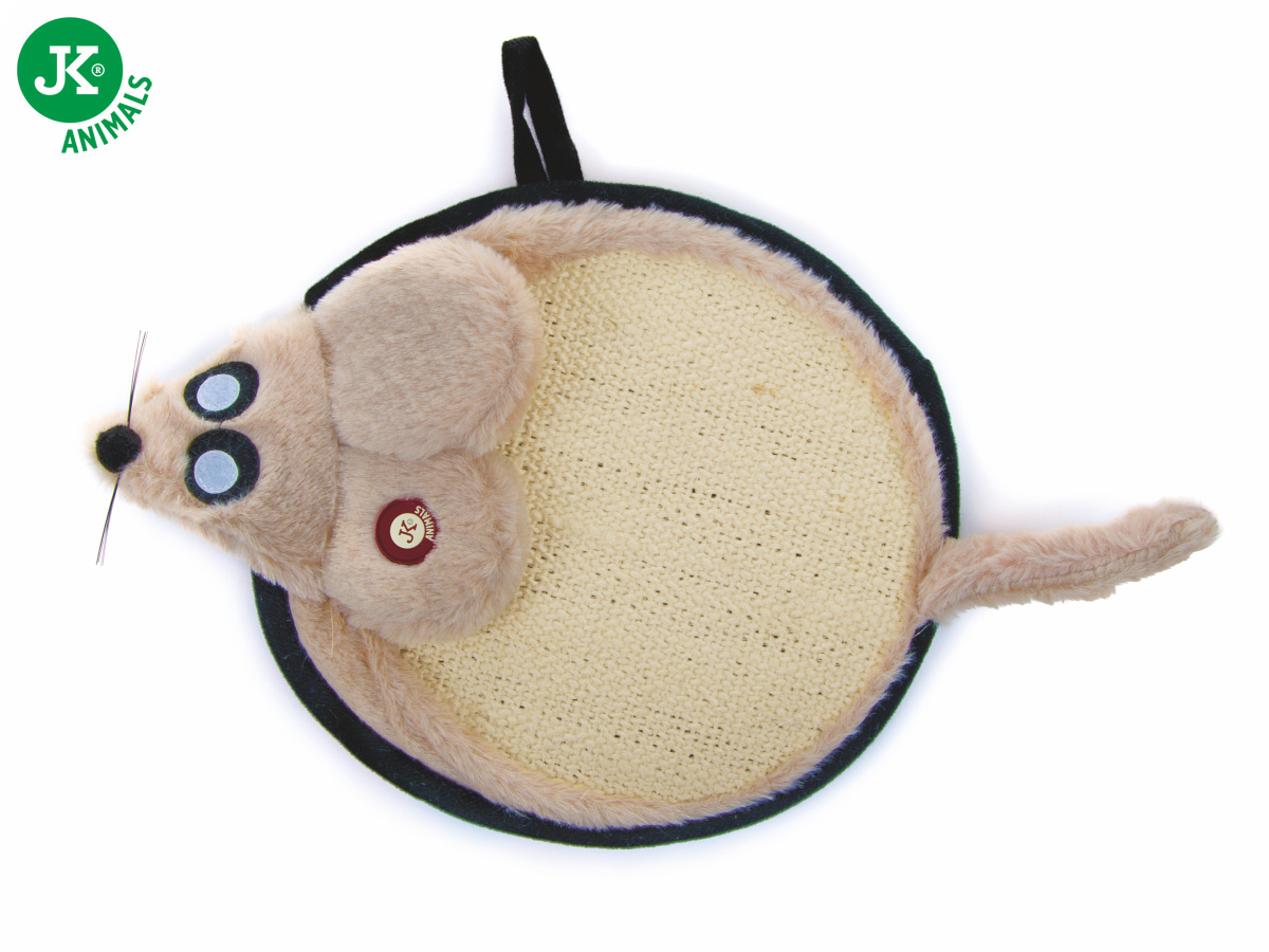 JK ANIMALS Sisalové škrabadlo myš | © copyright jk animals, všechna práva vyhrazena